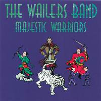 боб марли the wailers bob marley & the wailers exodus Боб Марли The Wailers Band. Majestic Warriors