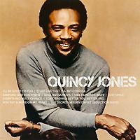 Quincy Jones.  Icon A&M Records Ltd.,ООО