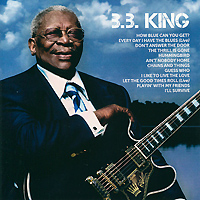 Би Би Кинг B.B. King. Icon fantasy inc prestige records