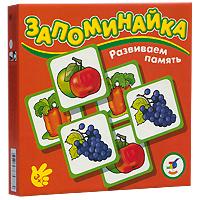 Дрофа-Медиа Обучающая игра Развиваем память Овощи и фрукты