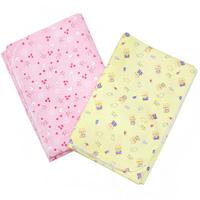 Комплект пеленок Фреш Стайл, 130 см х 90 см, 2 шт. 21-901-14Комплект пеленок Фреш Стайл состоит из 2 пеленок с веселыми рисунками. Пеленка - это простая, удобная, привычная и доступная одежда для новорожденного.Пеленки изготовлены из 100% хлопка с небольшим начесом. Пеленки легкие и воздушные и хорошо вентилируются, а их приятный рисунок, несомненно, понравится малышу и привлечет его внимание. Новорожденному малышу для стимулирования развития необходимо постоянно испытывать тактильные ощущения, ощущать прикосновения к коже. Новорожденный ребенок попадает в огромное для него свободное пространство, которое намного больше привычного для него. И пеленание помогает ребенку адаптироваться к большому пространству вокруг него. Характеристики: Материал: 100% хлопок. Размер: 130 см х 90 см.
