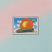 The Allman Brothers Band The Allman Brothers Band. Eat A Peach the allman brothers band the allman brothers band at fillmore east 2 lp