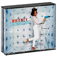 Уитни Хьюстон Whitney Houston. The Greatest Hits (2 CD) элтон джон elton john greatest hits 1970 2002 2 cd