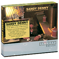 Сэнди Денни Sandy Denny. North Star Grassman And The Ravens. Deluxe Edition (2 CD) north star by bata no022awqed50