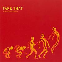 take two ремень Take That Take That. Progressed (2 CD)