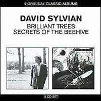 Дэвид Сильвиан David Sylvian. Brilliant Trees / Secrets Of The Beehive (2 СD) azimuth azimuth the touchstone depart 3 сd