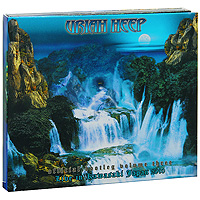 Uriah Heep Uriah Heep. Official Bootleg. Volume Three. Live In Kawasaki Japan 2010 (2 CD) three men in a boat cd