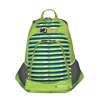 Рюкзак городской Husky Moot 21L, цвет: зеленыйУТ-000051502Практичный городской рюкзак Moot 21L предназначен для прогулок и велоспорта. Он позволит вам взять с собой все необходимое. Рюкзак выполнен из прочного нейлона.Особенности модели: Основное отделение;Анатомическая система задней стенки;Утолщенные и дышащие эргономичные плечевые лямки;Боковые карманы-сетки;Закрывающийся внутренний карман для ноутбука 17;Крепление для скейтборда;Внутренний карман-органайзер. Характеристики: Материал: полиэстер 600D с водоотталкивающим покрытием. Объем рюкзака: 21 л. Размер: 48 см х 35 см х 13 см. Вес: 650 г. Цвет: зеленый. Производитель: Китай. Изготовитель: Чехия.
