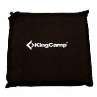 Подушка KingCamp km3520, самонадувающаяся, цвет: черныйSLA-002Самонадувающаяся подушка KingCamp выполнена из плотного нескользящего материала. В сложенном виде подушка занимает немного места, а в развернутом сама заполняется воздухом. Самонадувающаяся подушка просто незаменима в походе. Она станет хорошим подарком для всех, кто любит отдыхать на природе. Подушка упакована в удобный чехол.К подушке прилагаются эластичные стяжки. Характеристики: Размер подушки: 40 см х 30 см х 7 см. Упаковочные габариты: 30 см х 14 см х 14 см. Материал: полиэстер 180Т PVC. Наполнитель: пена полиуретан 23 кг/м3. Вес: 300 г. Производитель: Китай. Артикул: 3520.