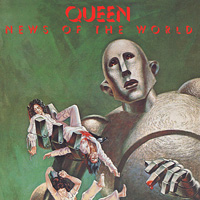 Queen Queen. News Of The World save the queen ohdd повседневные брюки