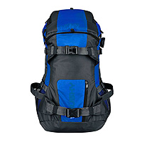 Husky Boarder 35L рюкзак туристический, Синий/Серый - Туристические рюкзаки