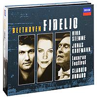 Arnold Schoenberg Chorus,Mahler Chamber Orchestra,Lucerne Festival Orchestra,Клаудио Аббадо Claudio Abbado. Beethoven. Fidelio (2 CD) видеоигра софтклаб batman рыцарь аркхема premium edition