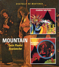 Mountain Mountain. Twin Peaks / Avalanche  (2 CD) виниловые пластинки haken the mountain 2lp cd gatefold