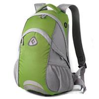 Рюкзак городской KingCamp Moon 30L, цвет: зеленый, серый1125040Рюкзак KingCamp Moon 30L предназначен для города и кемпинга. Он позволит вам взять с собой все необходимое. Рюкзак выполнен из прочного полиэстера. Особенности рюкзака:одно отделение; система вентиляции спины KVS; боковые карманы из сетки; семь карманов; внутренний органайзер; поясной и нагрудный ремни. Характеристики: Материал: полиэстер 600D Oxford. Объем рюкзака: 30 л. Размер: 50 см х 33 см х 18 см. Вес: 550 г. Цвет: зеленый, серый. Артикул: KB 4228. Производитель: Китай.