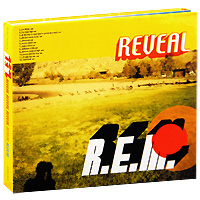 R.E.M. R.E.M. Reveal (CD + DVD) pantera pantera reinventing hell the best of pantera cd dvd