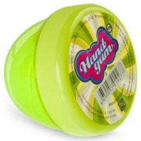 """Жвачка для рук """"ТМ HandGum"""", цвет: салатовый, с запахом лимона, 70 г"""