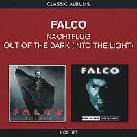 Falco Falco. Nachtflug / Out Of The Dark (2 CD) набор инструмента falco 666 025