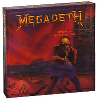 Megadeth Megadeth. Peace Sells… But Who's Buying? 25th Anniversary Deluxe Edition (5 CD + 3 LP) deep purple deep purple stormbringer 35th anniversary edition cd dvd