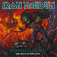 Iron Maiden Iron Maiden. From Fear To Eternity. The Best Of 1990-2010. Limited Collector's Edition (3 LP) iron maiden the book of souls 3 lp