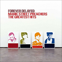 Manic Street Preachers MANIC STREET PREACHERS Forever Delayed 2LP dire straits – on every street 2 lp