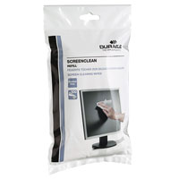 Влажные чистящие салфетки для мониторов Superclean, сменный блок, 100 шт20478Сменный блок чистящих салфеток с антистатическим эффектом Superclean в герметичной упаковке, предназначены для эффективной и бережной очистки мониторов, экранных фильтров, экранов ноутбуков и телевизоров, а также стекол экспонирования копиров и сканеров. Не оставляют ворсинок и следов.Характеристики: Размер упаковки: 12,5 см х 22,5 см х 2 см.