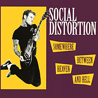 Social Distortion Social Distortion. Somewhere Between Heaven And Hell (LP) social distortion social distortion somewhere between heaven and hell lp