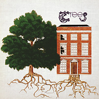 The Trees Trees. The Garden Of Jane Delawney (LP) the giver