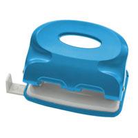 Дырокол Index Colourplay, цвет: неоновый синий. ICP115FDP160/2Практичный дырокол Index Colourplay на два отверстия в эргономичном корпусе с возможностью одновременной перфорации до 16 листов. Корпус выполнен из прочного пластика. Для выравнивания листов предусмотрена выдвижная линейка. Система очистки от конфетти One-Touch. Характеристики:Размер: 10,5 см х 8 см х 5 см. Материал: металл, пластик. Цвет: неоновый синий.