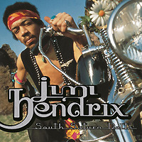 Джими Хендрикс HENDRIX, JIMI South Saturn Delta -Hq- 2LP gap ga020ewrbo17
