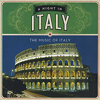 A Night In Italy sony bmg russia epic