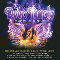 Deep Purple Deep Purple. Phoenix Rising (CD + DVD) deep purple deep purple infinite 2 lp 3 х 10 cd dvd