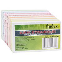 """Многоцветная бумага для записей """"Index"""" идеально подойдет для важных пометок и записей. Яркие оттенки и высокое качество выделяют предлагаемую бумагу из ряда подобных."""
