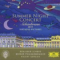 Summer Night Concert. Schonbrunn 2011