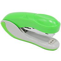 Степлер Colourplay, для скоб №10, цвет: зеленыйFS-36052Практичный степлер Colourplay с вертикальной загрузкой скоб в эргономичном корпусе из яркого пластика. При загрузке скоб верхняя крышка фиксируется в открытом положении. Степлер вмещает 50 скоб и рассчитан на скрепление до 12 листов. Размер скоб: №10.Характеристики:Размер: 9,5 см х 4,5 см х 2,5 см. Материал: пластик, металл. Цвет: зеленый.