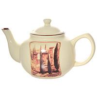 Чайник Terracotta Итальянская деревня 1 л TLY801-1-V-ALVS-8319Чайник Итальянская деревня изготовлен из жаропрочной керамики с нанесением высококачественной глазури.Чайник станет отличным дополнением к вашему кухонному инвентарю, а также украсит сервировку стола и подчеркнет прекрасный вкус хозяина. Допускается мытье в посудомоечной машине при соблюдении инструкции изготовителя посудомоечной машины. Характеристики:Материал: керамика. Диаметр чайника по верхнему краю: 9 см. Наибольший диаметр чайника: 15 см. Диаметр основания чайника: 9 см. Высота чайника (без крышки): 11 см. Высота чайника (с крышкой): 15 см. Размер чайника (с ручкой, носиком и крышкой): 25 см х 15 см 15 см. Объем чайника: 1 л. Размер упаковки: 21,7 см х 15 см х 11,5 см. Производитель: Италия. Изготовитель: Китай. Артикул: TLY801-1-V-AL.Торговая марка Terracotta - это коллекции разнообразной посуды для сервировки стола, хранения продуктов и приготовления пищи из жаропрочной керамики, покрытой высококачественной глазурью. Изделия Terracotta идеально подходят для выпечки, приготовления различных блюд и разогревания пищи в духовом шкафу или микроволновой печи. Может использоваться для хранения продуктов, в том числе в холодильнике. При приготовлении или охлаждении пищи рекомендуется использовать постепенный нагрев или охлаждение. Посуда торговой марки Terracotta совмещает в себе современные технологии и новые идеи, благодаря чему достигаются высокое качество, разнообразие форм и дизайнов.