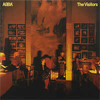 ABBA ABBA. The Visitors (LP) abba abba ring ring