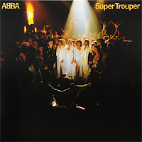 ABBA ABBA. Super Trouper (LP) abba abba ring ring