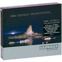 Майк Олдфилд Mike Oldfield. Incantations. Deluxe Edition (2 CD + DVD) джеймс блант james blunt all the lost souls deluxe edition cd dvd