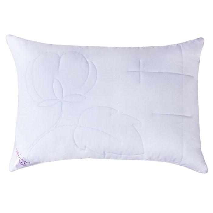 Подушка Cotton, 68 х 68 смS03301004Подушка Cotton в хлопковой ткани с классическим наполнителем из хлопкового волокна идеально подходит для теплого лета. Хлопковое волокно - это экологически чистый гипоаллергенный наполнитель, обладающий гигроскопичностью и хорошей терморегуляцией. Подушка состоит двух слоев: внешний слой - хлопковое волокно, внутренний слой, добавляющий объем - Экофайбер. Это гипоаллергенный наполнитель, который не впитывает пыль и запахи и сохраняет объем изделия долгое время. Характеристики:Материал чехла: 100% хлопок. Наполнитель: волокно хлопка, экофайбер. Размер подушки: 68 см х 68 см. Производитель: Россия.Степень поддержки: 2.ТМ Primavelle - качественный домашний текстиль для дома европейского уровня, завоевавший любовь и признательность покупателей. ТМ Primavelleрада предложить вам широкий ассортимент, в котором представлены: подушки, одеяла, пледы, полотенца, покрывала, комплекты постельного белья. ТМ Primavelle- искусство создавать уют. Уют для дома. Уют для души.