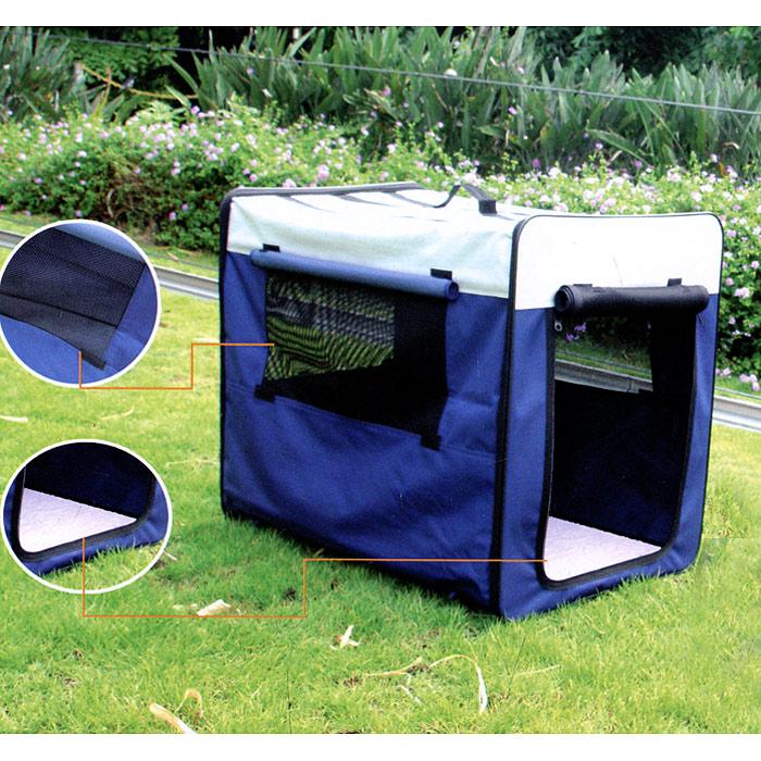 Дом-тент для собак Triol, 96,5 см х 66 см х 73,5 см0120710Дом-тент идеален для использования в помещении или на улице. Запатентованная конструкция дает возможность легко и быстро собрать дом.Такой дом-тент - это лучший выбор для ваших четвероногих друзей!Дом-тент вложен в удобную сумку-чехол, закрывающуюся на застежку-молнию.Особенности дома-тента:- комфортная подстилка; - дышащий материал; - легкая сборка на молнии.Размер домика: 96,5 см х 66 см х 73,5 см.