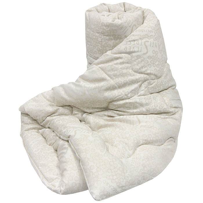 Одеяло Silver Antistress, 140 см х 205 см531-105Одеяло Silver Antistress с наполнителем Экофайбер в чехле из льняной ткани с серебром (2,5% чистого серебра), благодаря которому оно обладает уникальными оздоравливающими свойствами: помогает бороться со стрессом, лечит бессонницу, дарит комфортный сон. Экологически чистый наполнитель Экофайбер не вызывает аллергии и не теряет объем. Ваше одеяло прослужит долго, а его изысканный внешний вид будет годами дарить вам уют. Характеристики:Материал чехла: 40% лен, 57,5 полиэстер, 2,5 серебро. Наполнитель: экофайбер. Размер одеяла: 140 см х 205 см. Производитель: Россия.Артикул: 121076102-AG.ТМ Primavelle - качественный домашний текстиль для дома европейского уровня, завоевавший любовь и признательность покупателей. ТМ Primavelleрада предложить вам широкий ассортимент, в котором представлены: подушки, одеяла, пледы, полотенца, покрывала, комплекты постельного белья. ТМ Primavelle- искусство создавать уют. Уют для дома. Уют для души.