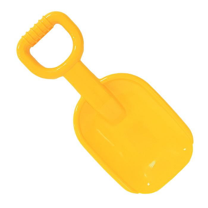 """Лопата """"Нордпласт"""", цвет: желтый, 36 см"""