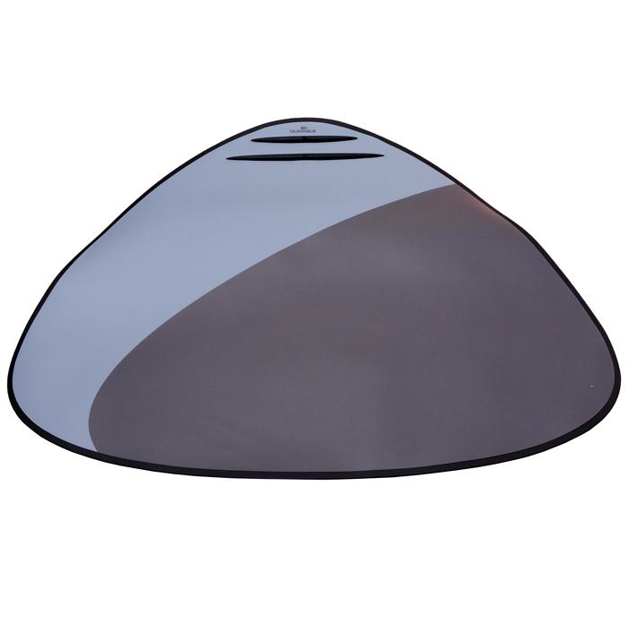 Настольная подкладка для письма Desk Mat, цвет: серый7208-01Настольная подкладка для письма Desk Mat очень удобна для письма и позволяет хранить на столе нужную информацию - заметки, номера телефонов. Подкладка имеет прозрачный верхний лист, нескользящую основу и резиновый ограничитель для пишущих принадлежностей. Характеристики: Материал:ПВХ, резина, поролон. Размер: 50 см х 68 см.