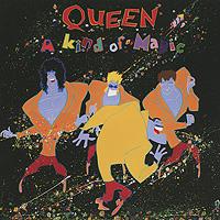 Queen Queen. A Kind Of Magic queen queen queen lp