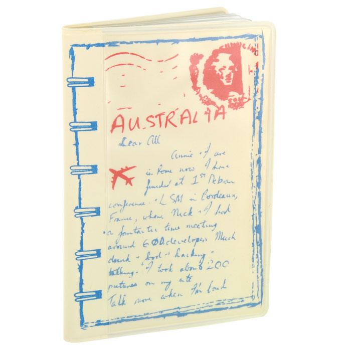 Кредитница Путешествия. Австралия993224Стильная кредитница Путешествия. Австралия рассчитана на 8 карточек. Файлы из мягкого прозрачного пластика бережно сохранят ваши визитки и кредитные карты в одном месте. Обложка оформлена оригинальным изображением. Характеристики: Размер кредитницы: 10,2 см х 7 см х 1 см.Материал: ПВХ, пластик. Изготовитель:Китай. Артикул: SD-7211.