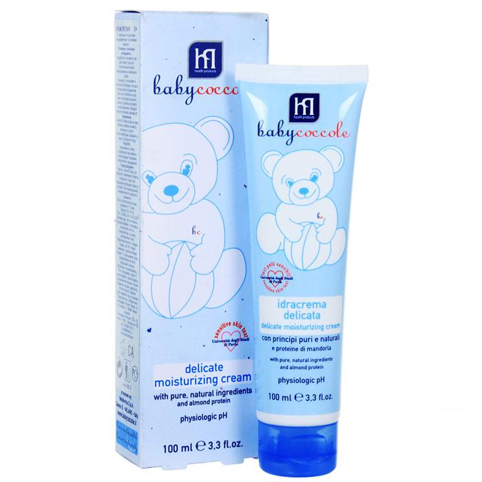 Крем Babycoccole. The Cares увлажняющий, 100 мл4180Увлажняющий крем Babycoccole. The Cares с чистыми натуральными ингредиентами и протеинами миндаля.Деликатно увлажняет, успокаивает и защищает кожу. Разработан специально для заботливого ухода за чувствительной кожей новорожденных и маленьких детей. Успокаивает и увлажняет благодаря чистым и натуральным ингредиентам, таким как бетаглюкан овса, эсцин из экстракта конского каштана, протеины миндаля. Характеристики:Объем: 100 мл.Товар сертифицирован.