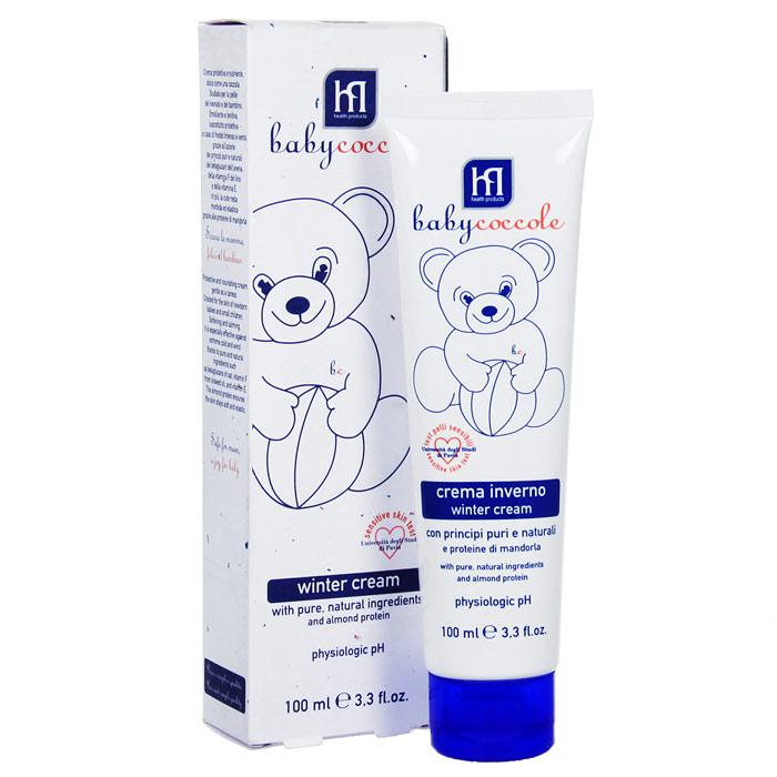 Крем Babycoccole. The Cares защитный, зимний, 100 мл4185Защитный зимний крем Babycoccole. The Cares с чистыми натуральными ингредиентами и протеинами миндаля.Разработан специально для чувствительной кожи новорожденных и маленьких детей, успокаивает и увлажняет, защищает от холода и ветра благодаря чистым и натуральным ингредиентам, таким как бетаглюкан овса, витамин F из льняного масла, витамин Е, протеины миндаля поддерживают мягкость и эластичность кожи. Характеристики:Объем: 100 мл.Товар сертифицирован.