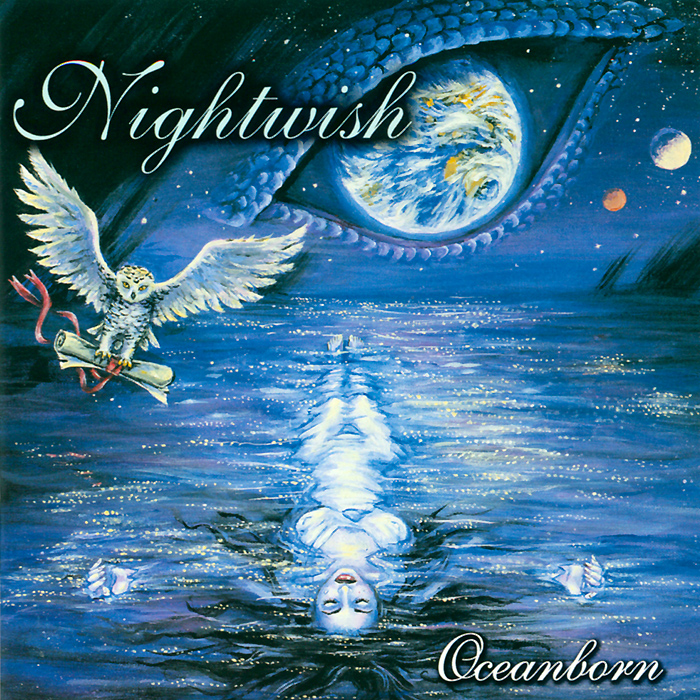 Nightwish Nightwish. Oceanborn nightwish endless forms most beautiful 2 cd