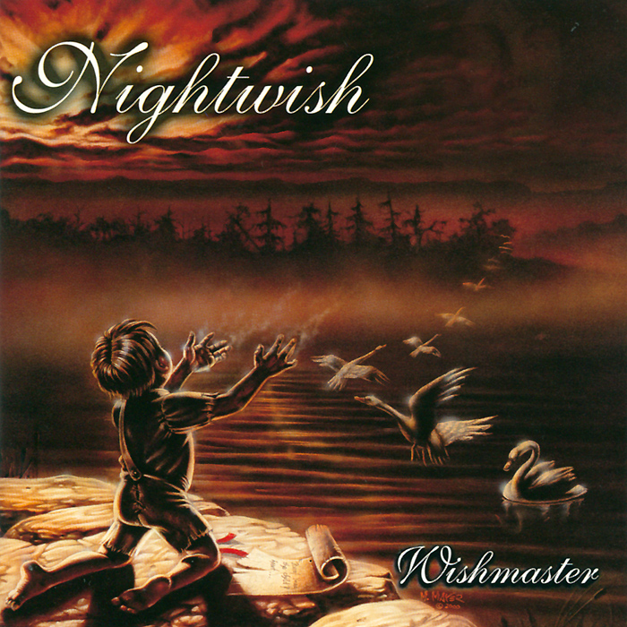 Nightwish Nightwish. Wishmaster виниловая пластинка nightwish over the hills and far away