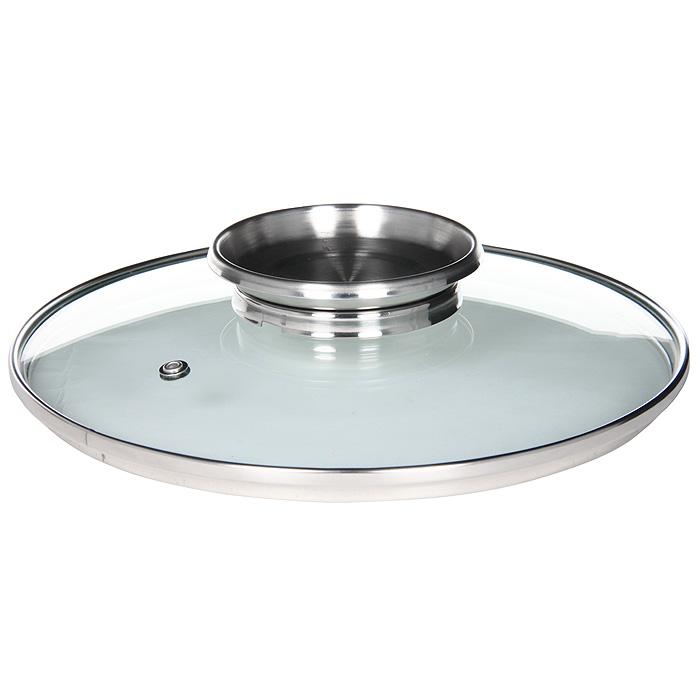 Крышка стеклянная Pensofal Bioceramix, диаметр 22 см68/5/3Крышка из прочного стекла Pensofal Bioceramix с отверстием для выпуска пара позволяет контролировать процесс приготовления без потери тепла. Ободок из нержавеющей стали предотвращает сколы на стекле. Крышка оснащена ручкой-воронкой, которая разработана для подачи приправ к пище, через микроотверстие, расположенное в центре. Характеристики: Материал:стекло, нержавеющая сталь.Диаметр: 22 см.Производитель: Италия.Артикул: PEN9363.